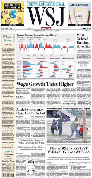 The Wall Street Journal (January 07, 2017 )