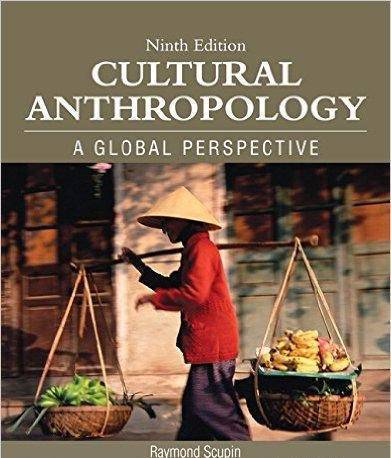 Cultural Anthropology, 9th Edition
