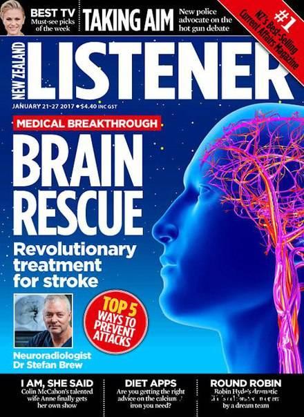 New Zealand Listener – January 21, 2017