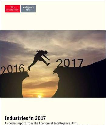 The Economist (Intelligence Unit) – Industries in 2017 (2016)