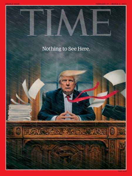 Time USA February 27/March 6 2017