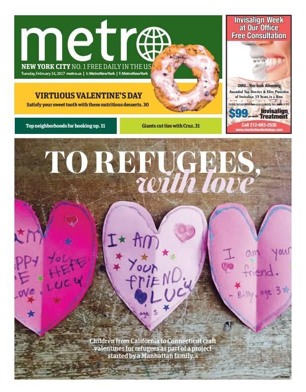 Metro New York February 14 2017