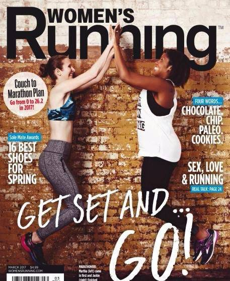 Men s Running UK – March 2017