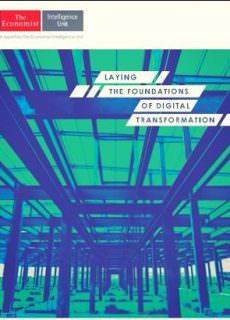 Laying the foundations of digial transformation