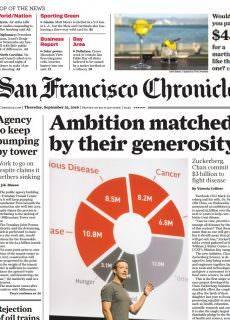 San Francisco Chronicle – September 22 2016
