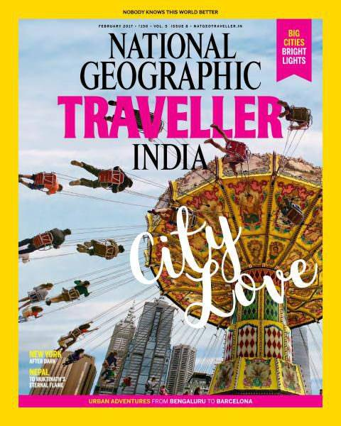 National Geographic Traveller India February 2017