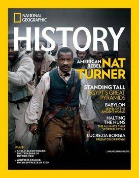 National Geographic History – January-February 2017