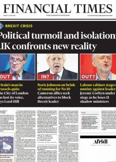 Financial Times UK – June 27, 2016