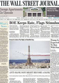 The Wall Street Journal Europe – July 15, 2016