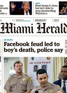 Miami Herald – February 25, 2016