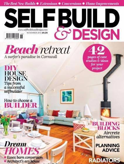 SelfBuild Design November 2016-March 2017