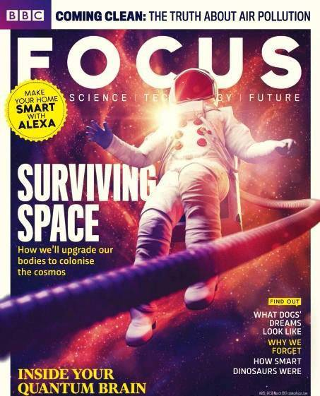 BBC Focus Issue 305 March 2017
