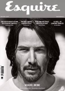 Esquire UK March 2017