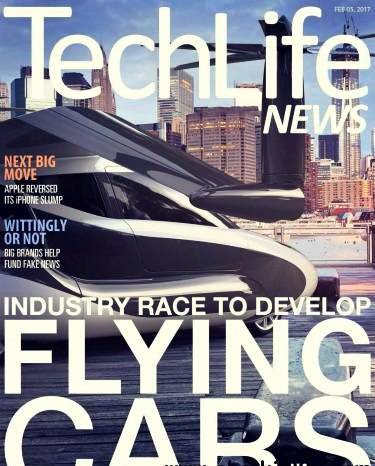 Techlife News – February 5 2017