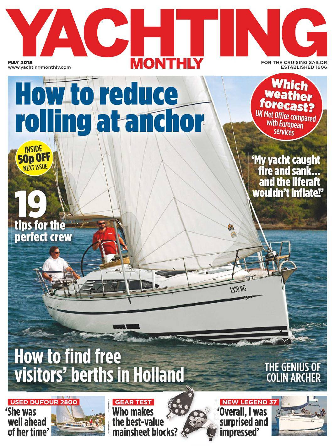 Yachting Monthly May 2015/October 2015