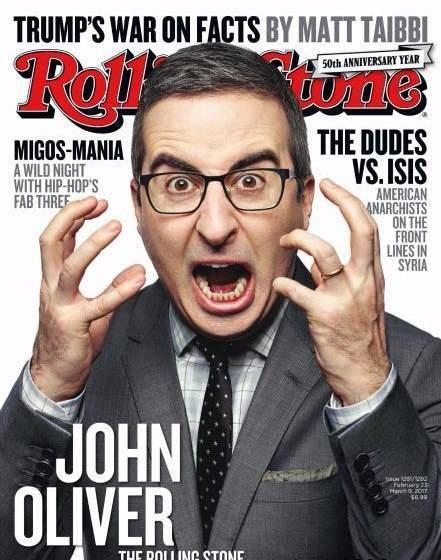 Rolling Stone USA – February 23, 2017 Rolling Stone India – February 2017