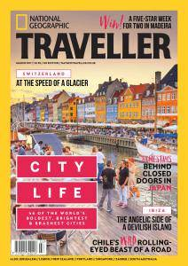 National Geographic Traveller UK March 2017