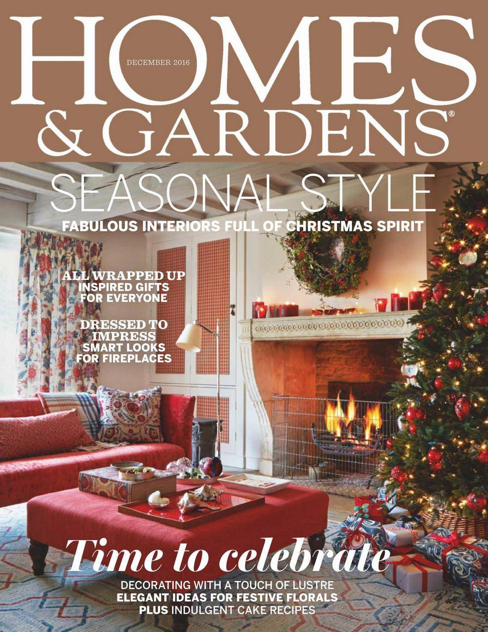 Download Homes Gardens Uk March 2017 Pdf Magazine Free