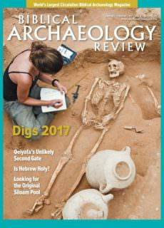 Biblical Archaeology Review – September-October 2016