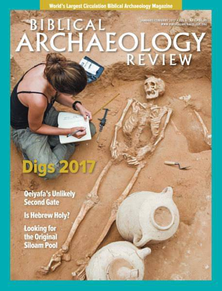 Biblical Archaeology Review – September-October 2016