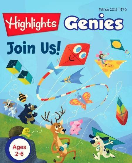 Highlights Genies – March 2017