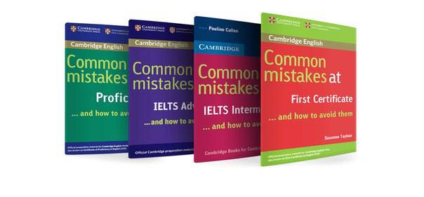 Common Mistakes and How to Avoid them /Cambridge/