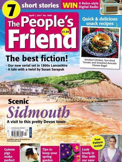 The People's Friend No.7669 – April 1, 2017