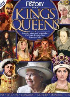 All About History Book of Kings & Queens 6th Edition-P2P