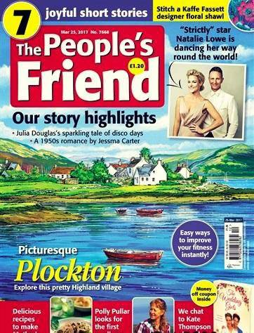 The People's Friend – 25 March 2017