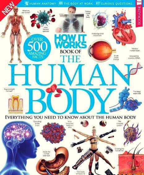 How It Works Book of The Human Body 8th Edition