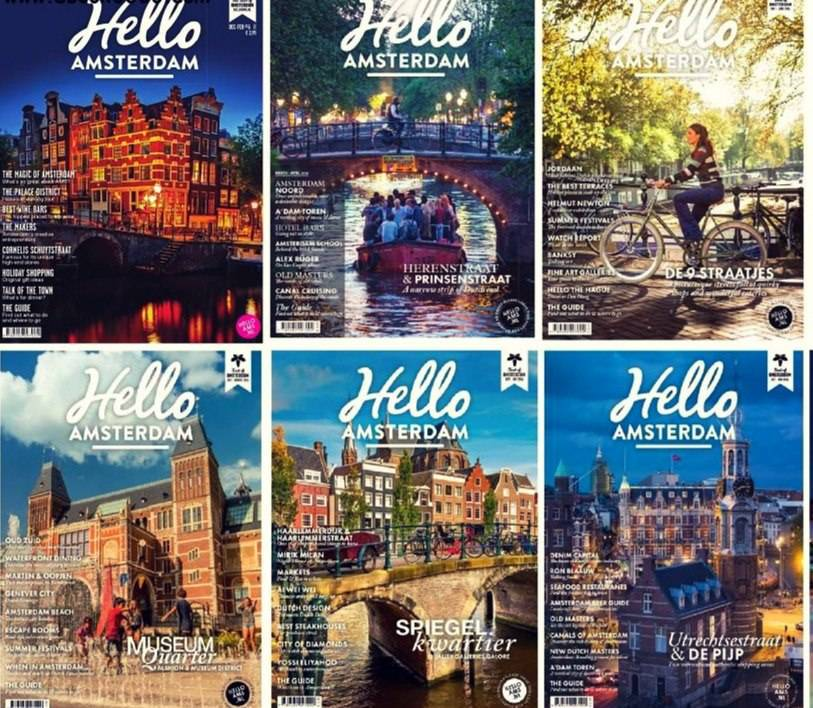 Hello Amsterdam – The Full 2016 Collection