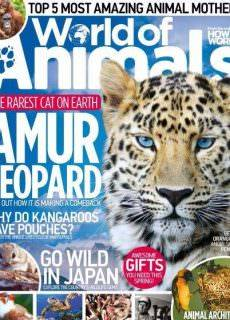 World of Animals – Issue 44 – March 2017