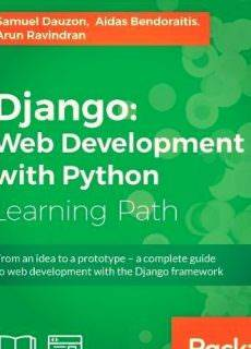 Django: Web Development with Python 2016