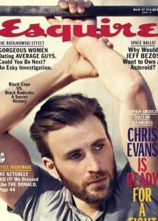Esquire USA April 2017