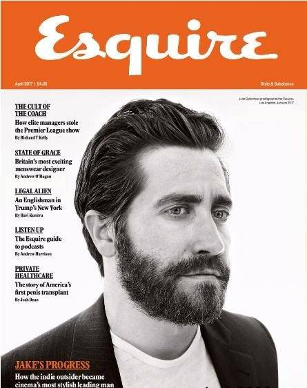 Esquire UK – April 2017