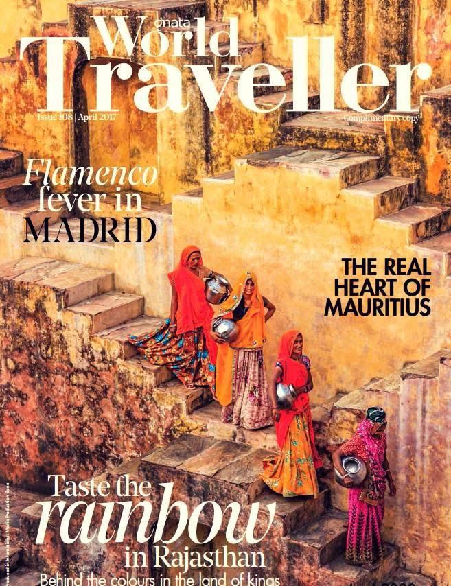 World Traveller – April 2017
