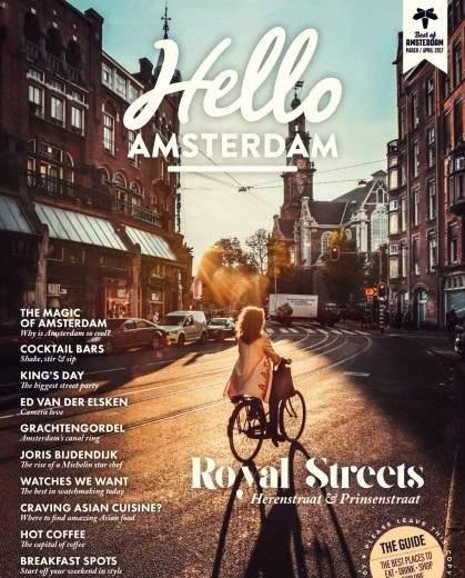 Hello Amsterdam – March/April 2017