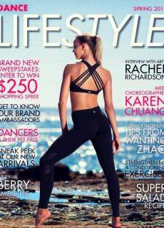 Dance LifeStyle – Spring 2017 Athletes Insight – Issue 2 2017