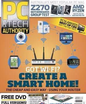 PC & Tech Authority – April 2017