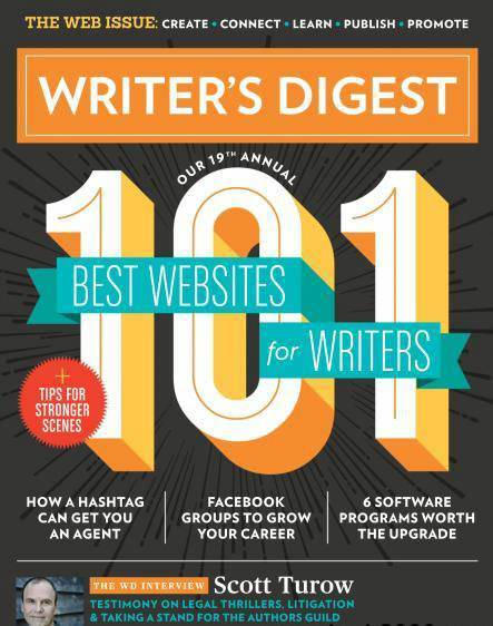 Writer's Digest – May-June 2017