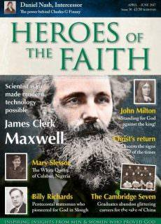 Heroes of the Faith – April-June 2017