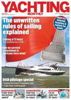 Yachting Monthly – June/October 2016