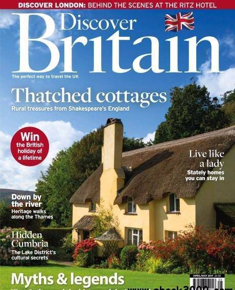 Discover Britain April May 2017