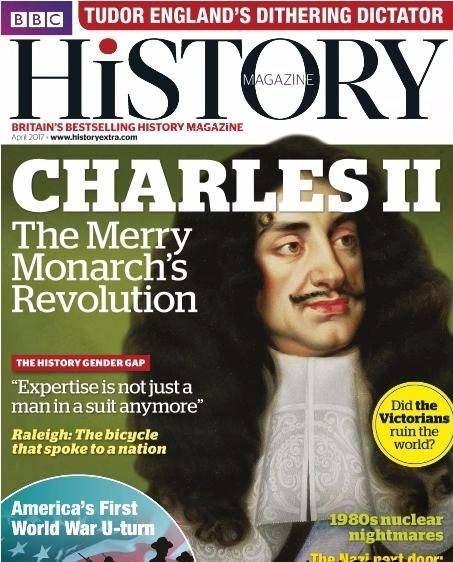 BBC History UK – April 2017