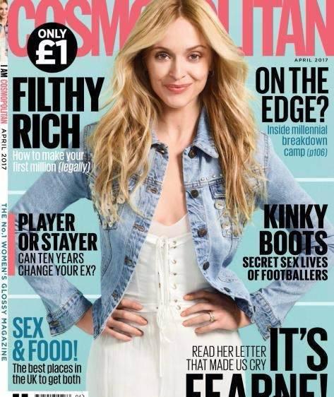 Cosmopolitan UK April 2017