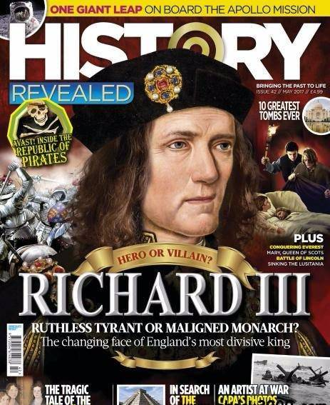 History Revealed – Issue 42 – May 2017