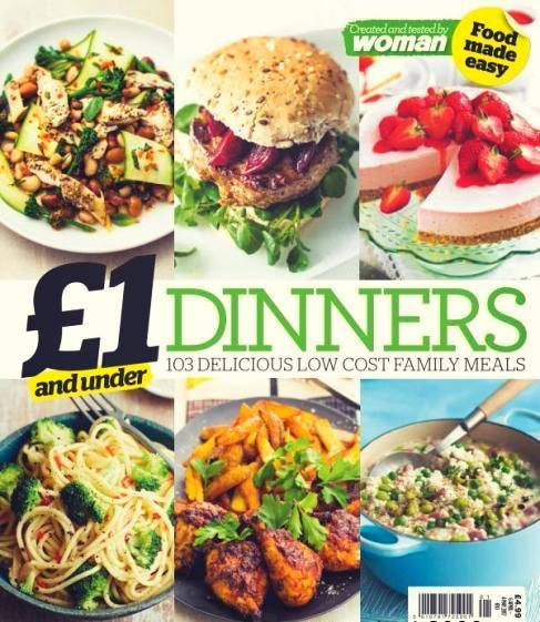 Woman Special Series – One Pound Dinners 2017
