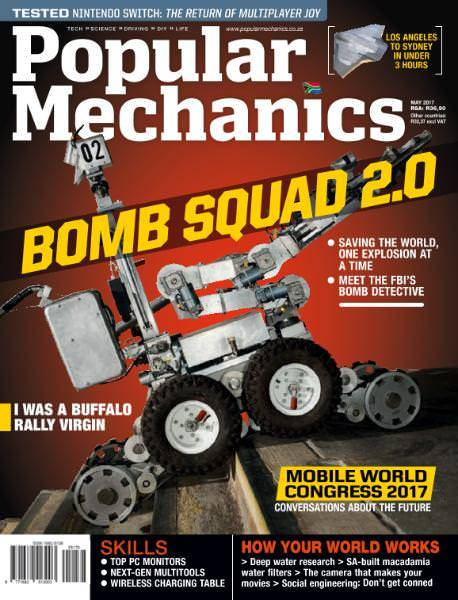 Popular Mechanics South Africa – May 2017