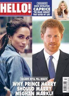 Hello! Magazine UK – Issue 1478 – April 24, 2017