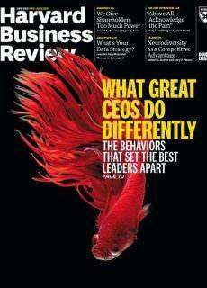 Harvard Business Review USA – May – June 2017